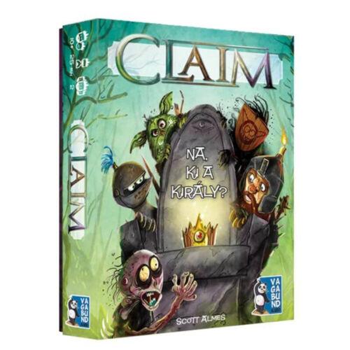 CLAIM - Na, ki a király? kártyajáték