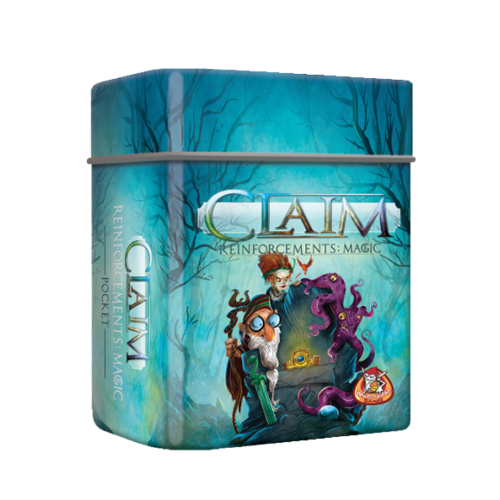 Claim Pocket: Magic kiegészítő - angol nyelvű