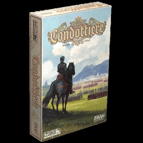 Condottiere társasjáték (2018-as kiadás)