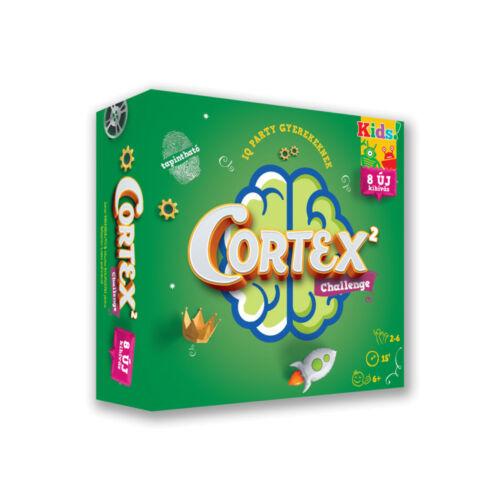 Cortex Kids 2 társasjáték