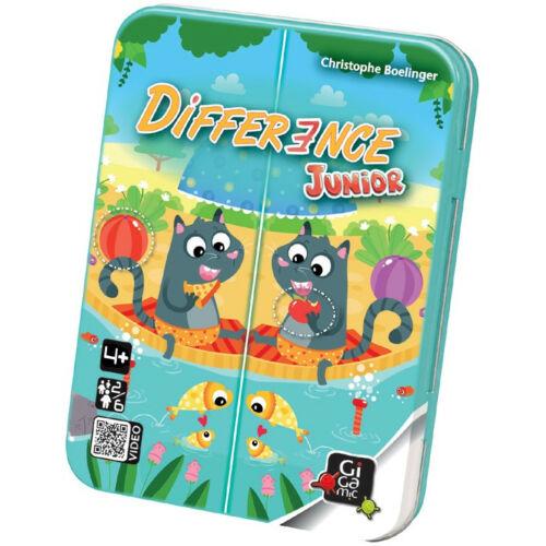 Difference Junior társasjáték