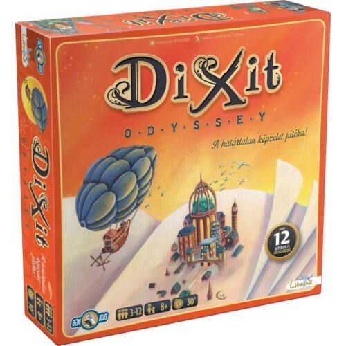 Dixit Odyssey társasjáték