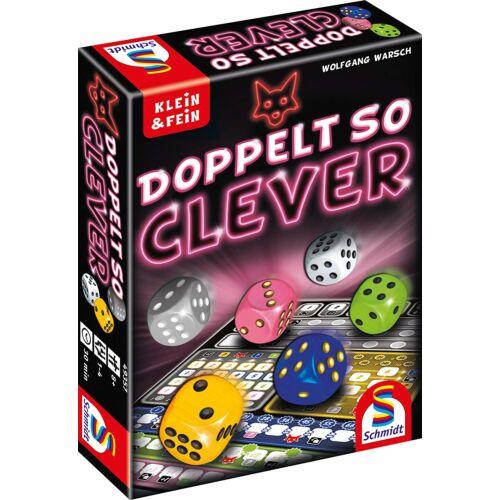 Doppelt so Clever (Twice as Clever) társasjáték (angol nyelvű)