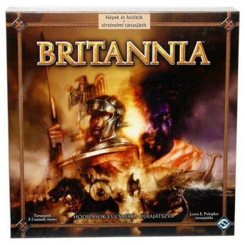 Britannia társasjáték