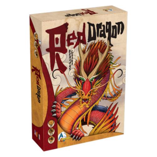 Red Dragon kártyajáték