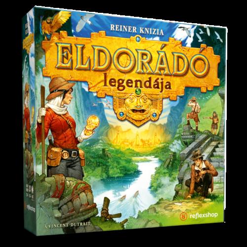 Eldorádó Legendája társasjáték