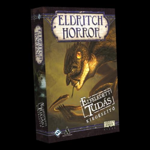 Eldritch Horror: Elfeledett Tudás kiegészítő