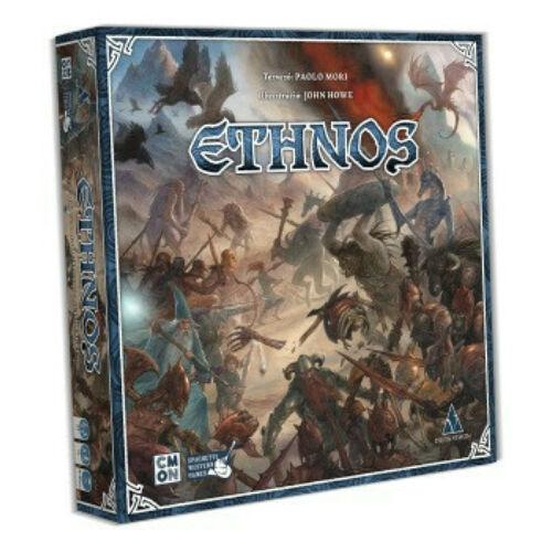 Ethnos társasjáték