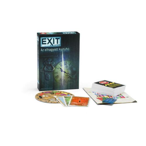 Exit 1 - Elhagyatott kunyhó társasjáték