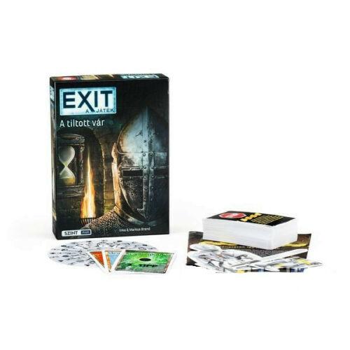 Exit 5 - Tiltott vár társasjáték