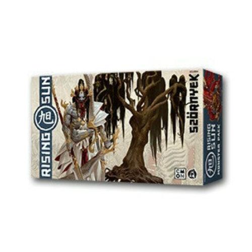 Felkelő Nap: Monster Pack kiegészítő