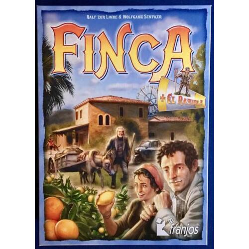 Finca társasjáték (2018-as kiadás)