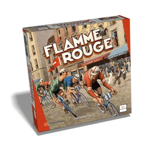 Flamme Rouge társasjáték