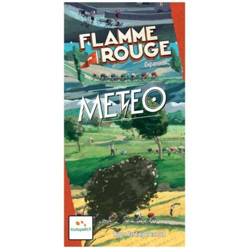 Flamme Rouge: Meteo kiegészítő