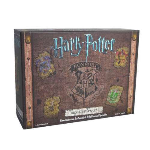 Harry Potter: Roxforti csata társasjáték (magyar)