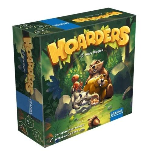 Hoarders (magyar kiadás) társasjáték