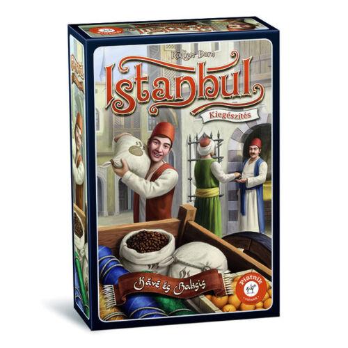 Istanbul - Kávé és Baksis kiegészítő
