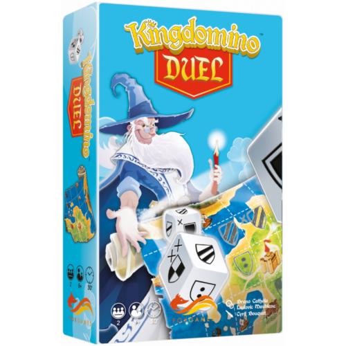 Kingdomino Duel társasjáték