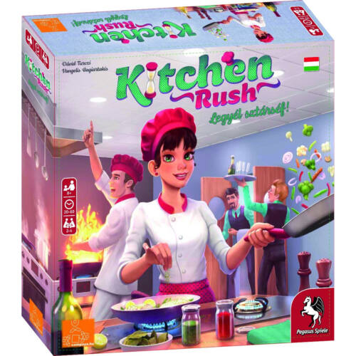 Kitchen Rush