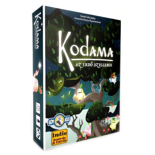 Kodama: Az erdő szellemei társasjáték
