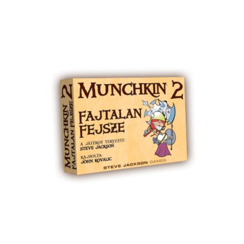 Munchkin 2: Fajtalan Fejsze kiegészítő