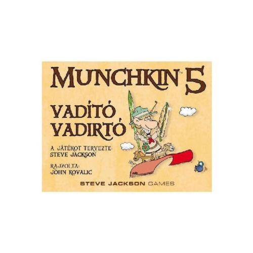 Munchkin 5 - Vadító Vadirtó