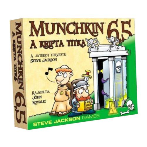 Munchkin 6.5 - A kripta titka kiegészítő