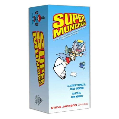 Munchkin - Super Munchkin társasjáték