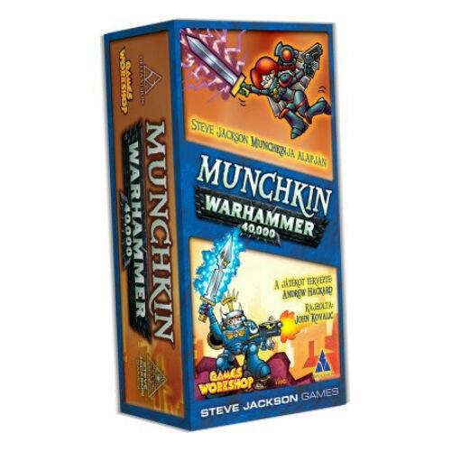 Munchkin Warhammer 40.000 társasjáték