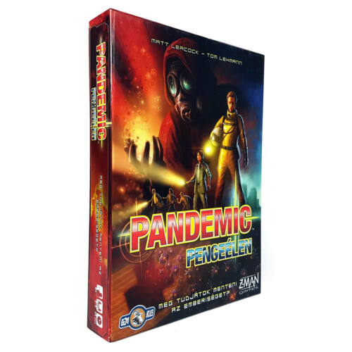 Pandemic: Pengeélen kiegészítő