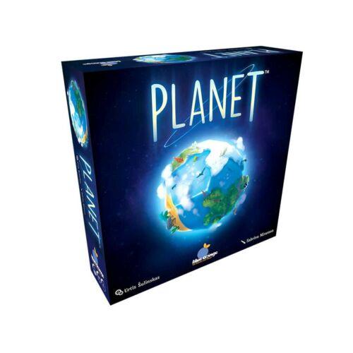 Planet -  Egy Éledő Világ társasjáték