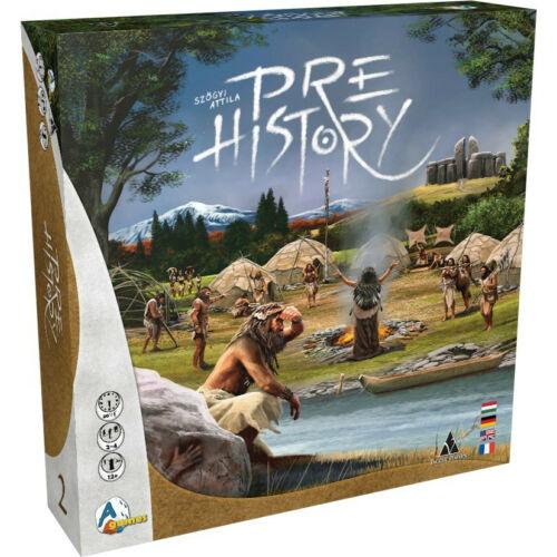 Prehistory társasjáték