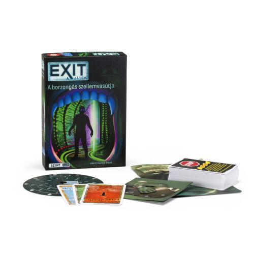 EXIT 12. - A borzongás szellemvasútja