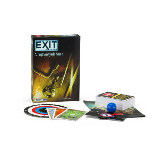 EXIT 11. - Rejtvények háza