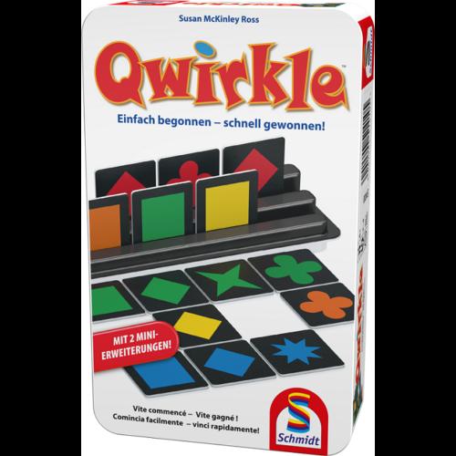 Qwirkle - fémdobozos változat