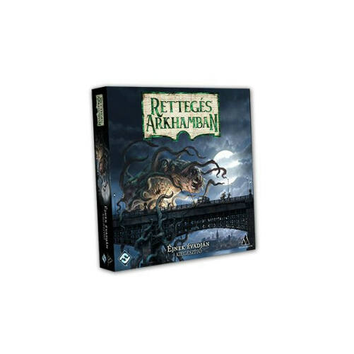 Rettegés Arkhamban 3. kiadás: Éjnek évadján kiegészítő