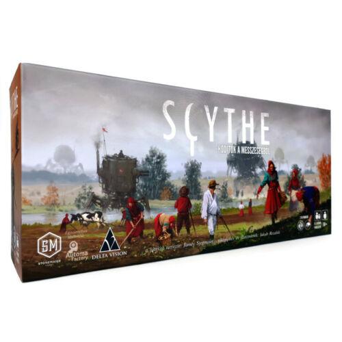 Scythe - Hódítók a messzeségből - kiegészítő