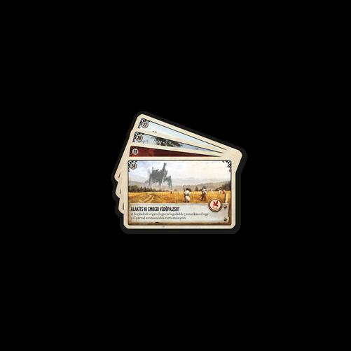 Scythe promó lap csomag 3. kiegészítő