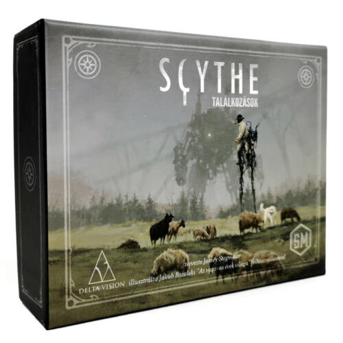 Scythe Találkozások kiegészítő