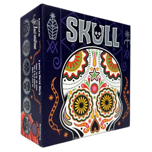Skull - Koponyák Játéka társasjáték