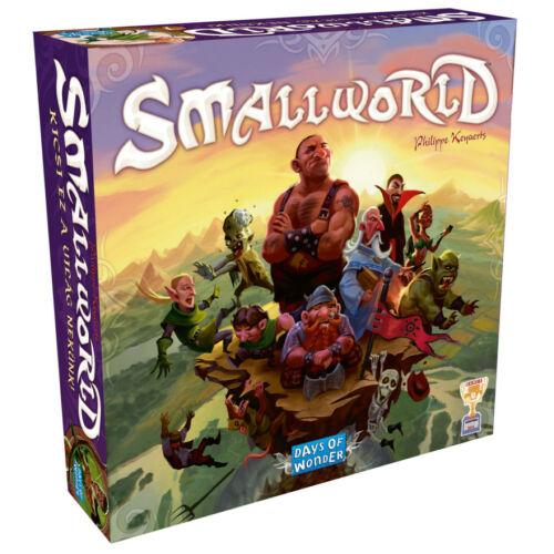 Smallworld társasjáték