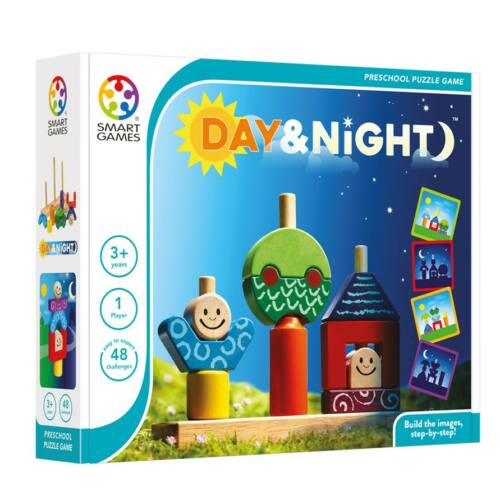 Day and Night Smartgames társasjáték