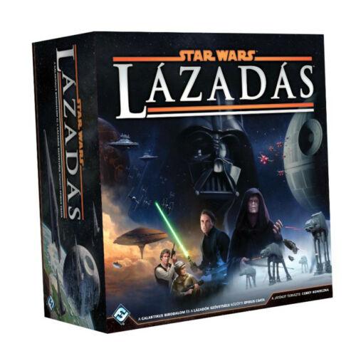 Star Wars - Lázadás társasjáték