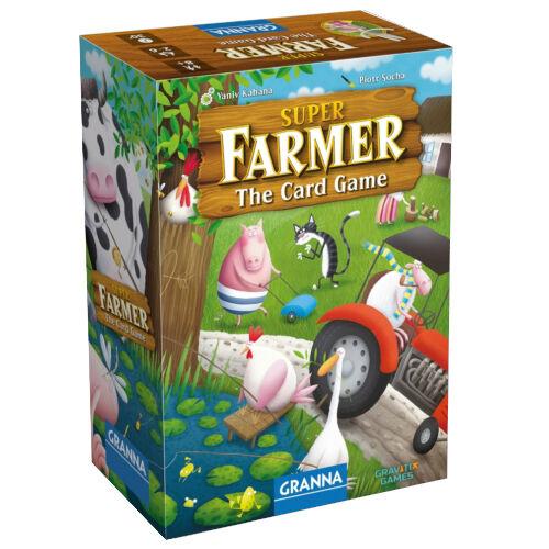Szuper Farmer - A kártyajáték társasjáték