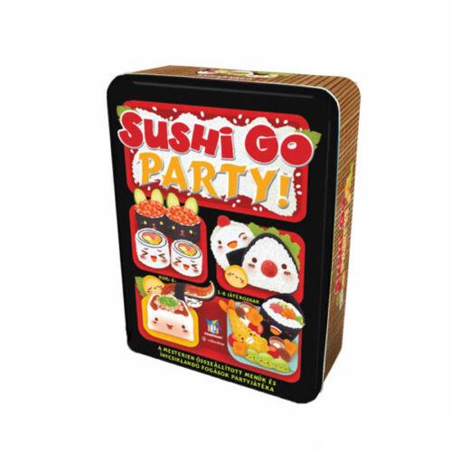 Sushi Go Party! társasjáték