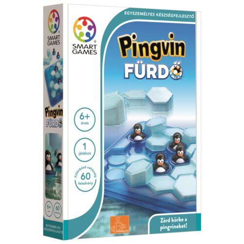 Pingvin Fürdő - Penguions Pool Party