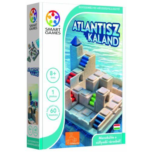 Atlantisz Kaland SmartGames logikai játék