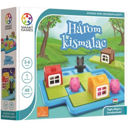 Három kismalac SmartGames logikai játék