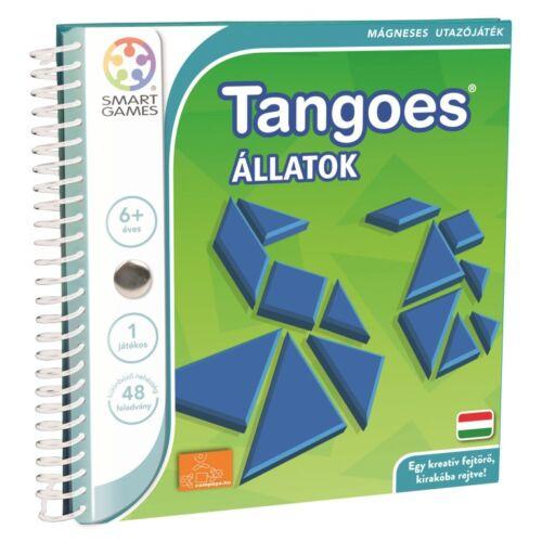 Magnetic Travel Tangoes Állatok SmartGames logikai játék