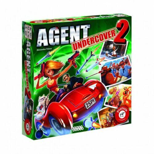 Titkos Ügynök - Agent Undercover 2 társasjáték